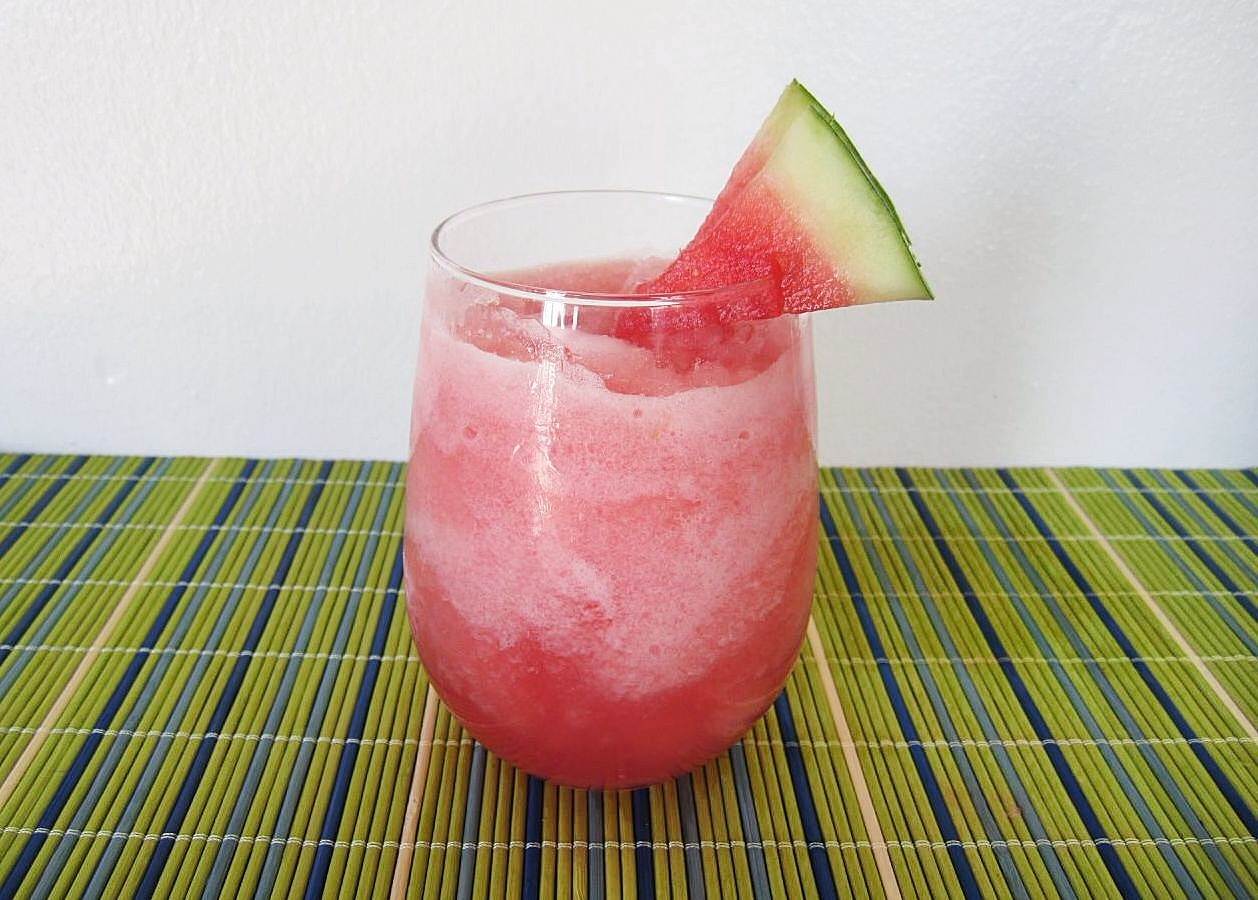 watermelon vodka slush recipe