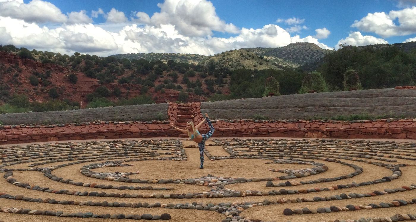 Angel Valley Spiritual Retreat Center Sedona Az The