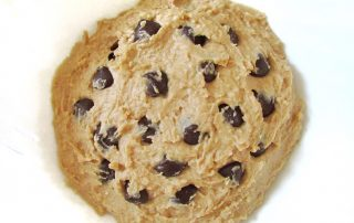 garbanzo bean cookie dough
