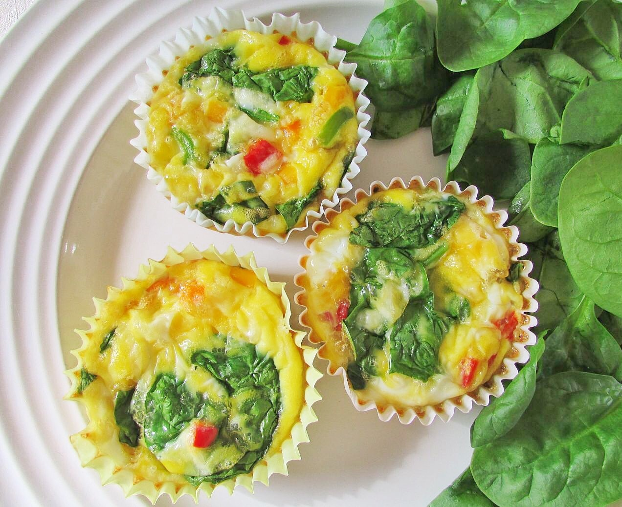 photo Make-Ahead Egg Veggie Muffins