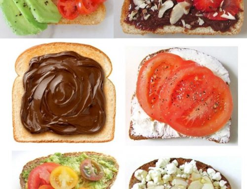 10 Energy-Boosting Breakfast Toast Recipes