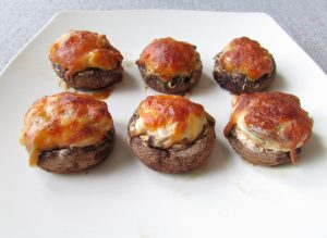 easy keto stuffed mushrooms recipe
